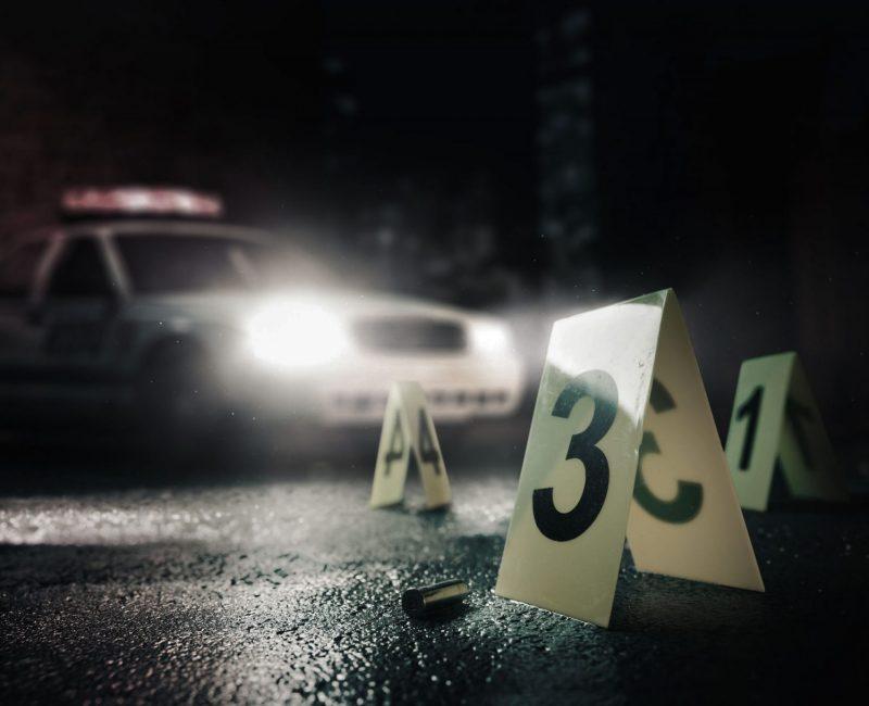 Criminal Defense - Crime Scene