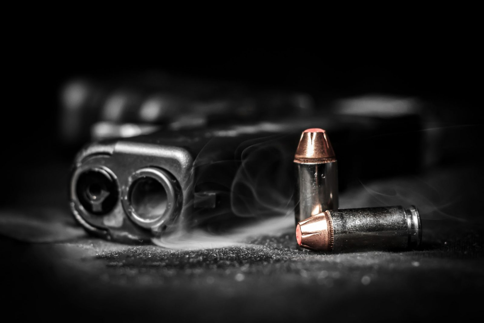 Criminal Defense - Firearms