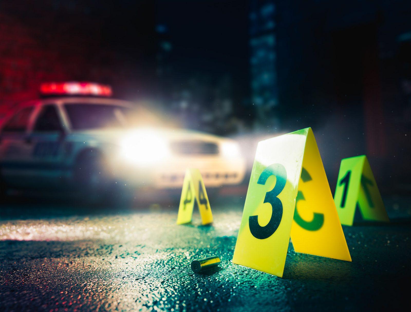 Defensa Penal - Escena del crimen
