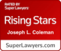 SuperLawyers - Joseph Coleman